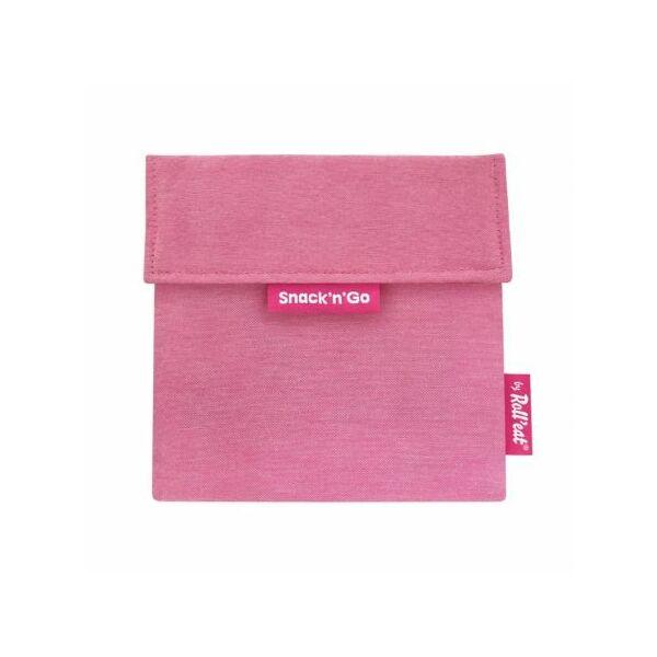 Snack`n`Go Eco Pink ételtároló