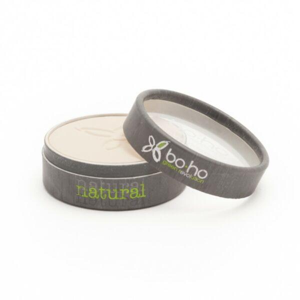 Kompakt alapozó FCO01 áttetsző bézs 4,5 g - Boho Green Makeup