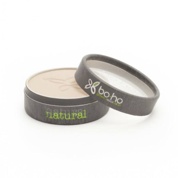 Kompakt alapozó FCO02 világos bézs 4,5 g - Boho Green Makeup