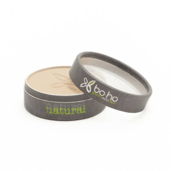 Kompakt alapozó FCO03 közép bézs 4,5 g - Boho Green Makeup