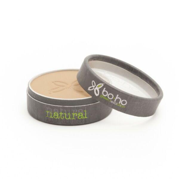 Kompakt alapozó FCO04 arany bézs 4,5 g - Boho Green Makeup