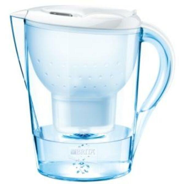 Brita Marella XL fehér vízszűrő kancsó