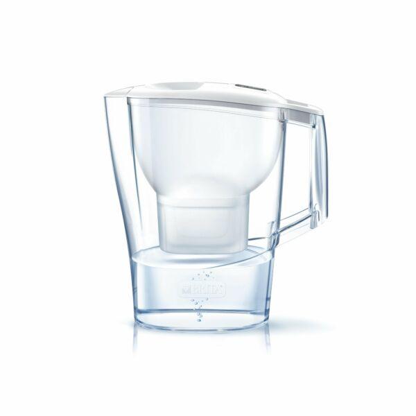 Brita Aluna Cool fehér vízszűrő kancsó