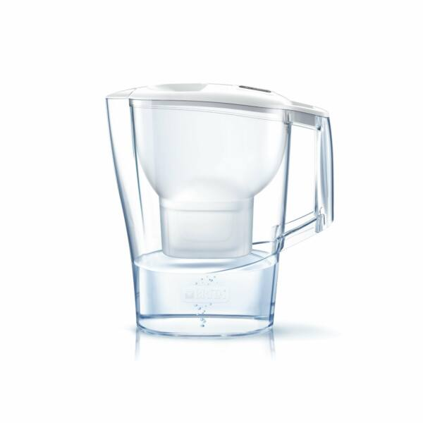 Brita Aluna XL fehér vízszűrő kancsó