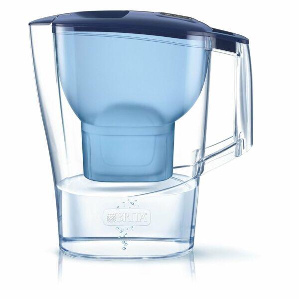 Brita Aluna Cool kék vízszűrő kancsó