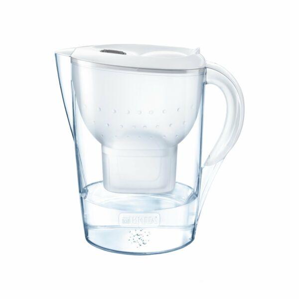 Brita Marella Cool fehér vízszűrő kancsó