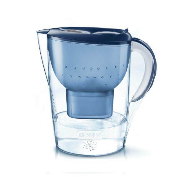 Brita Marella Cool kék vízszűrő kancsó