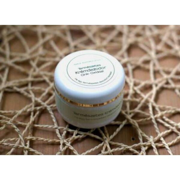 Krémdezodor cink oxiddal citrom 45 ml - Borza - kifutó termék!