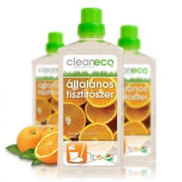 Általános tisztítószer-organikus felmosószer narancsolajjal 1 liter - Cleaneco