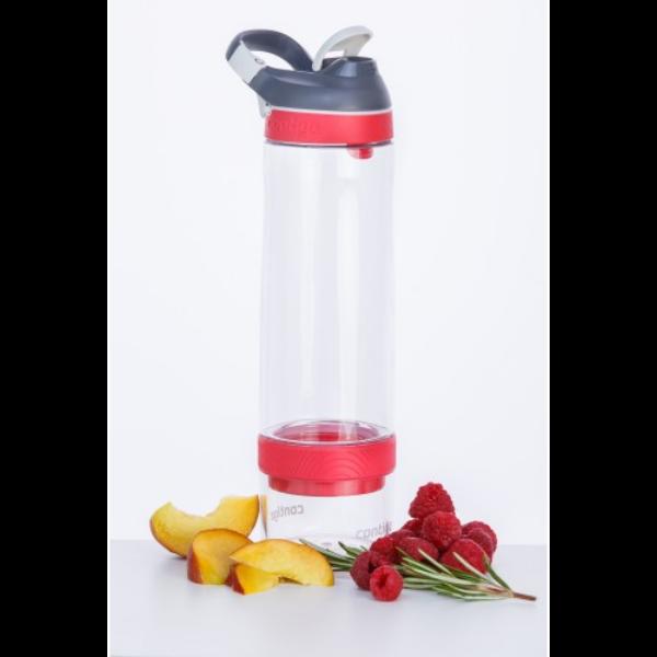 Contigo BPA mentes kulacs gyümölcsrekesszel görögdinnye 770 ml