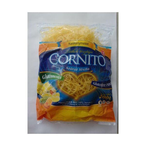 Gluténmentes tészta keskenymetélt  200 g - Cornito