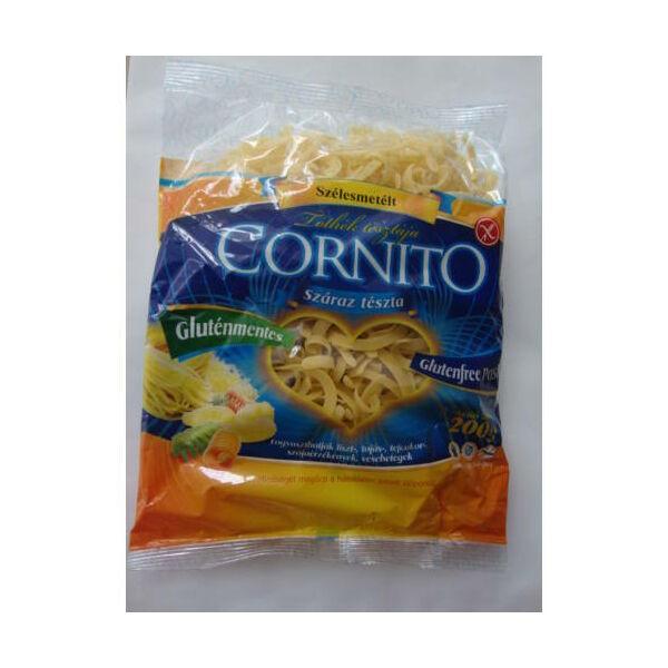 Gluténmentes tészta szélesmetélt  200 g - Cornito