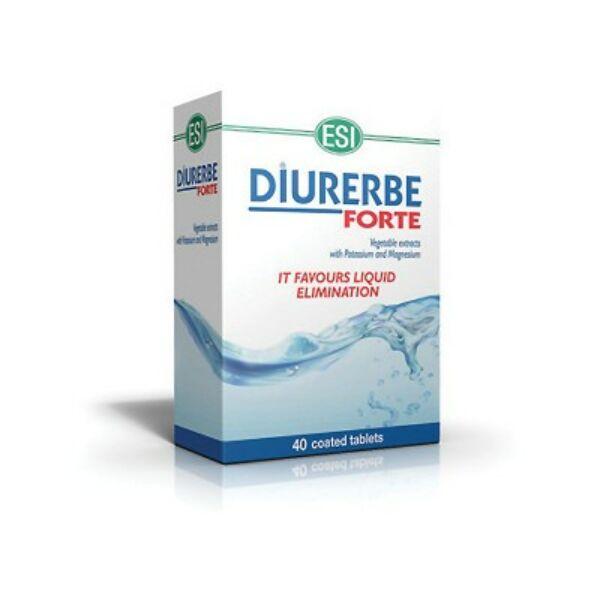 DIURERBE forte természetes vízhajtó tabletta 40 db