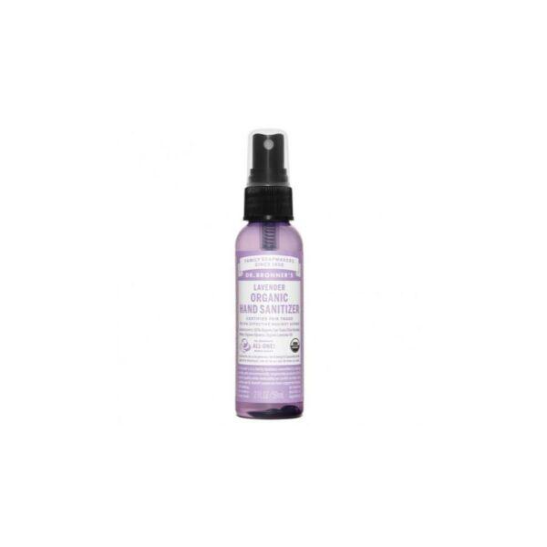 Bio kézfertőtlenítő spray 60 ml - Dr. Bronners