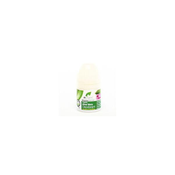 Golyós dezodor bio aloe verával 50 ml - Dr. Organic