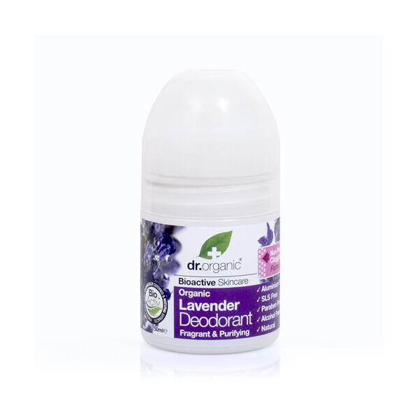 Golyós dezodor bio levendulával 50 ml - Dr. Organic