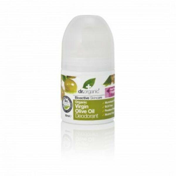 Golyós dezodor bio szűz olívaolajjal 50 ml - Dr. Organic