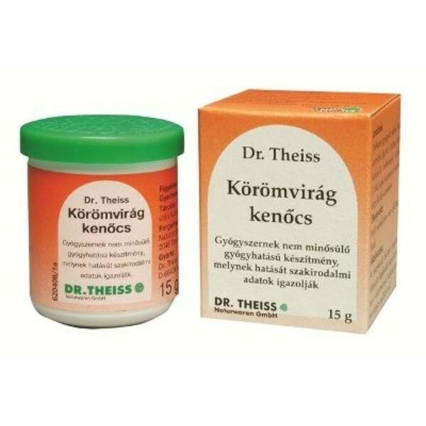 Körömvirág kenőcs 15 g - Dr. Theiss