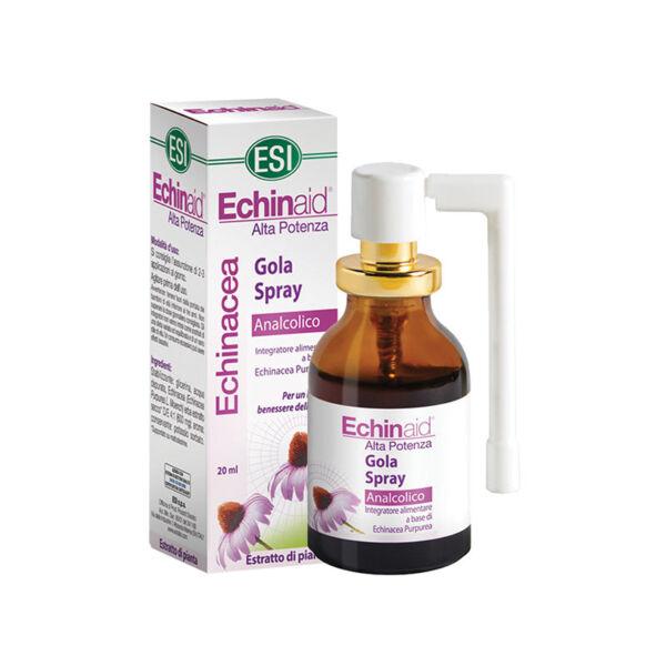 Alkoholmentes echinacea torokspray 20 ml - ESI