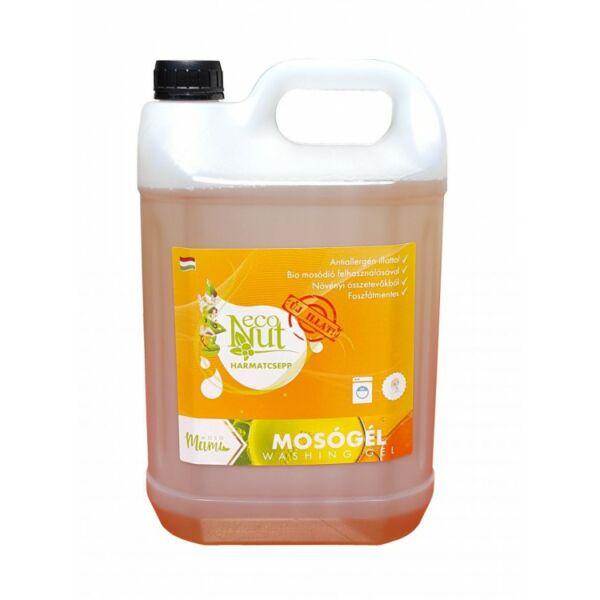 Mosódiós folyékony mosószer harmatcsepp 5 l kanna - Econut