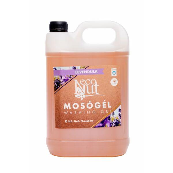 Mosódiós folyékony mosószer levendula 5 l (kanna) - Econut