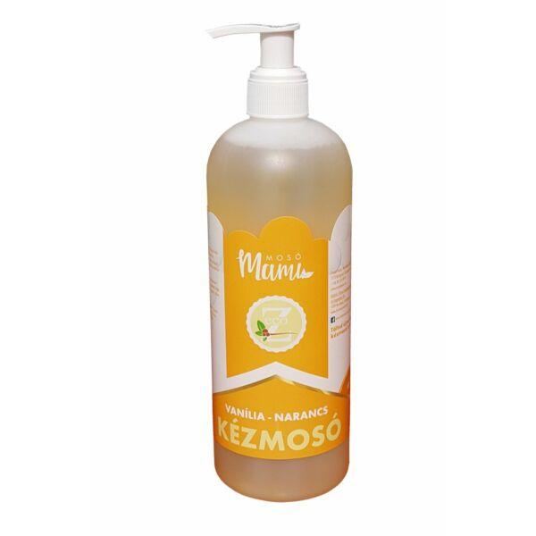 Folyékony szappan vanilia - narancs illattal 500 ml - Eco-Z Family