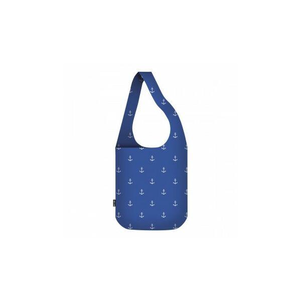 Vállon átvethető táska Retro Anchors - ecozz