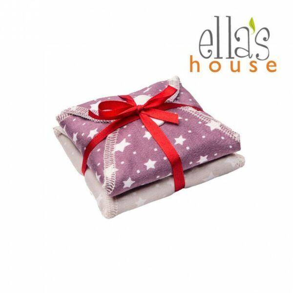 Ella`s House mosható intimbetét 2 db midi csillagos