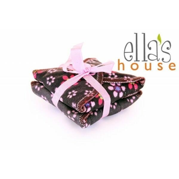 Ella`s House mosható intimbetét 2 db midi virágos