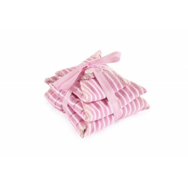 Ella`s House mosható intimbetét 3 db-os szett csíkos
