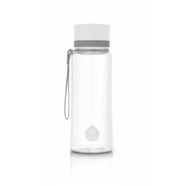 EQUA kulacs sima fehér 600 ml (BPA mentes műanyag)