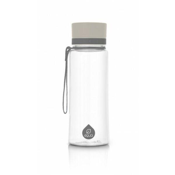 EQUA kulacs sima szürke 600 ml (BPA mentes műanyag)