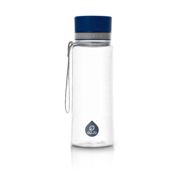 EQUA kulacs sima kék 600 ml (BPA mentes műanyag)