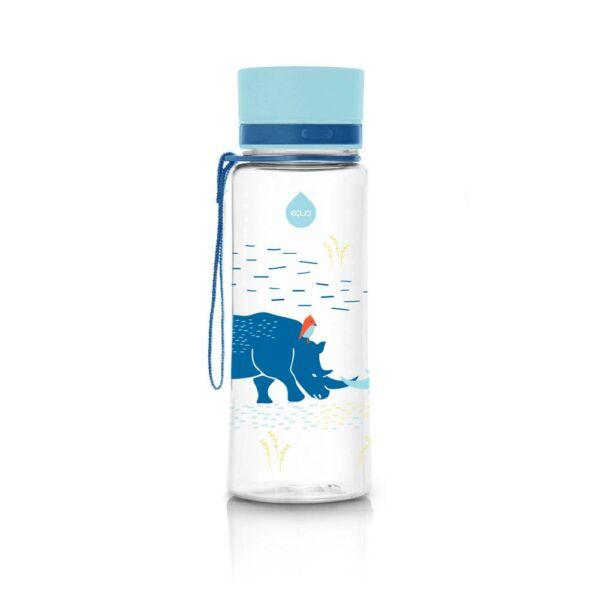 EQUA kulacs rinocérosz 600 ml (BPA mentes műanyag)