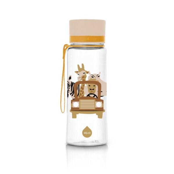 EQUA kulacs safari 600 ml (BPA mentes műanyag)