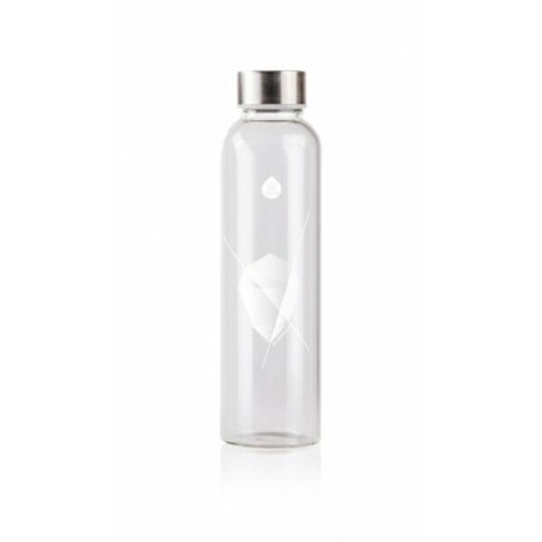 EQUA MISMATCH üvegkulacs White 550 ml