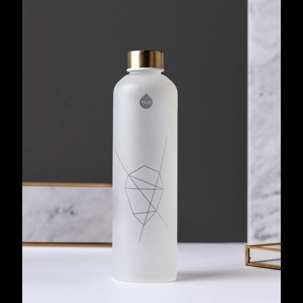 EQUA MISMATCH üvegkulacs Silk White 1 liter