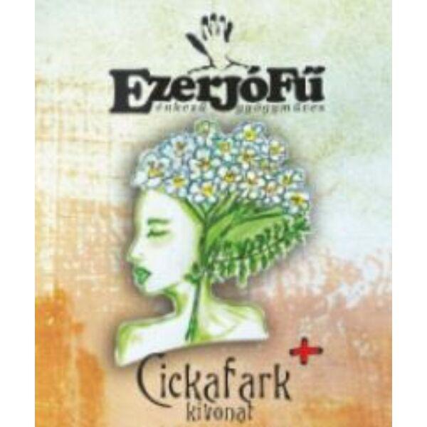 Cickafark+ kivonat gyógynövény cseppek 50 ml - Ezerjófű