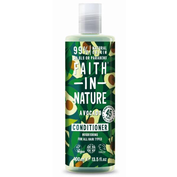 Hajkondicionáló avokádó - Faith in Nature (400 ml)