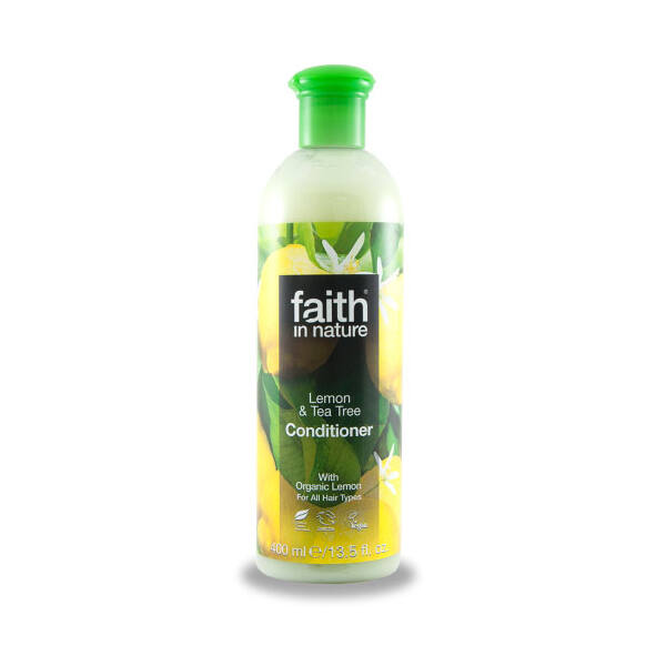 Teafa-citrom hajkondicionáló - Faith in Nature (250ml)