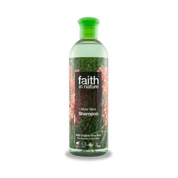 Bio aloe vera sampon - Faith in Nature (250ml)