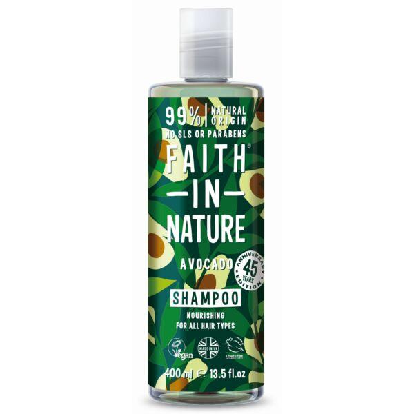 Sampon avokádó - Faith in Nature (400 ml)