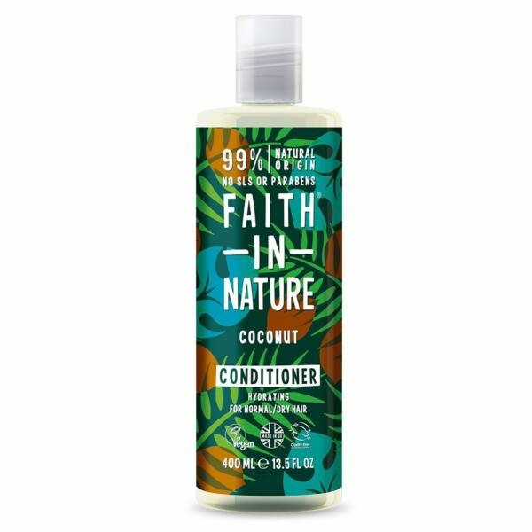 Hajkondicionáló kókusz - Faith in Nature (400 ml)