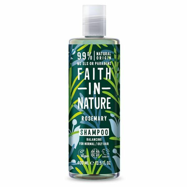 Sampon rozmaring - Faith in Nature (400 ml)