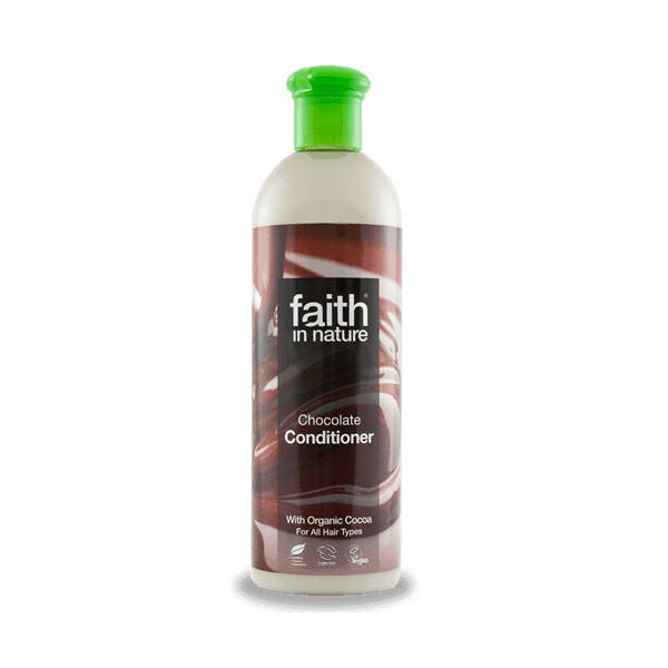 Bio kakaó hajkondicionáló - Faith in Nature (250ml)