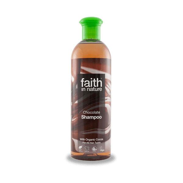 Bio kakaó sampon - Faith in Nature (250ml)