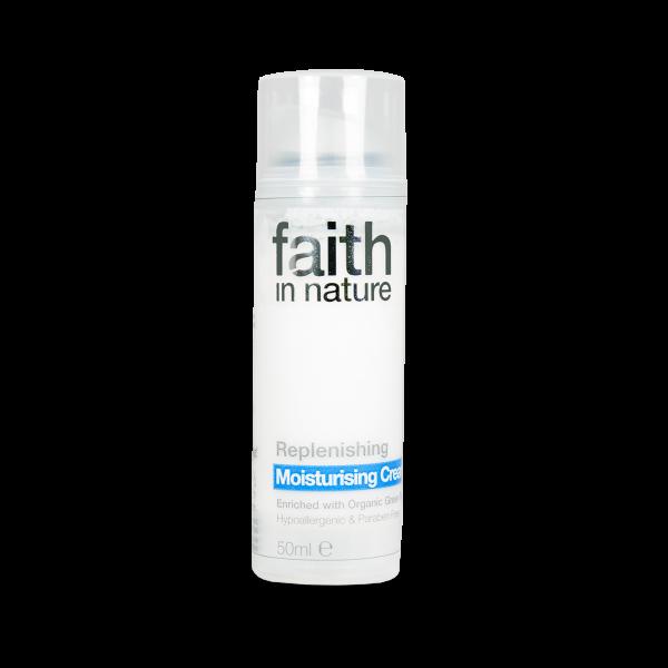 Lágy hidratáló krém 50 ml - Faith in Nature