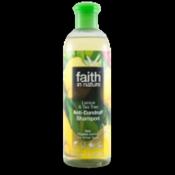 Teafa sampon citrommal - Faith in Nature (250ml)