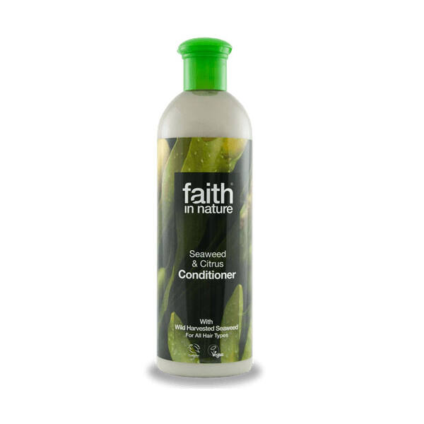 Bio tengeri hínár hajkondicionáló - Faith in Nature (250ml)