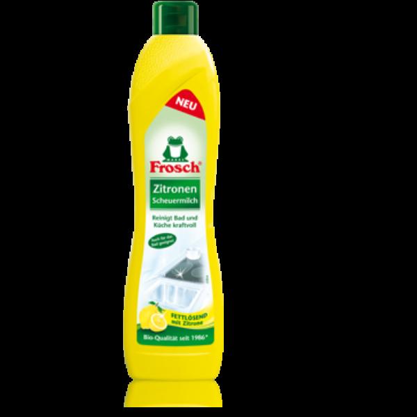 Súrolókrém citrom 500ml - Frosch